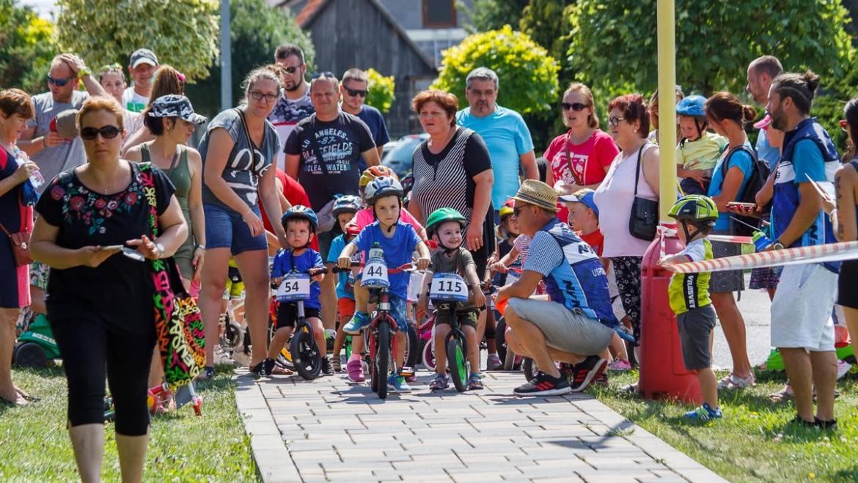 Detský Cyklo-pretek VTÁČNIK 2018 – report