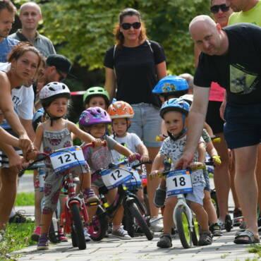 Detský Cyklo-pretek VTÁČNIK 2021 – report